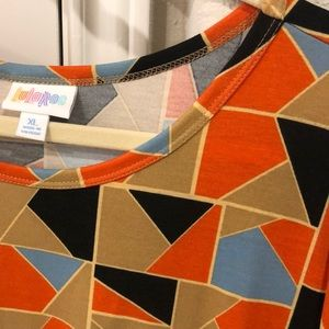 LuLaRoe Carly xl dress